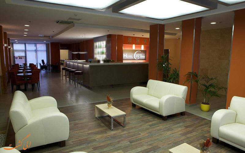 خدمات رفاهی هتل سیتی این بوداپست- فضای عمومی هتل