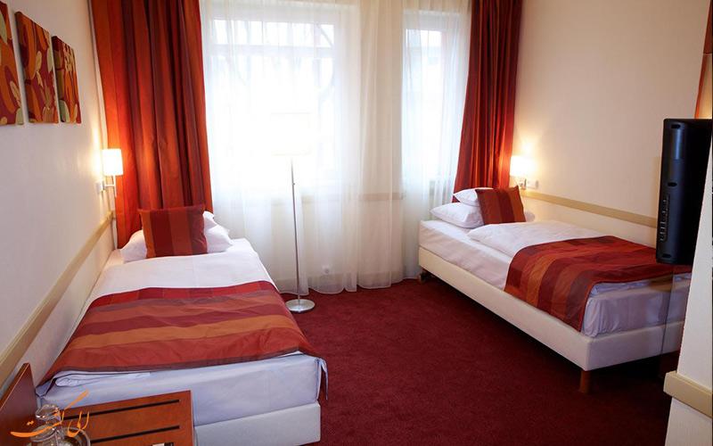 انواع اتاق های هتل سیتی این بوداپست