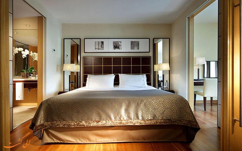 انواع اتاق های هتل یورو استارز گرند مارینا بارسلونا