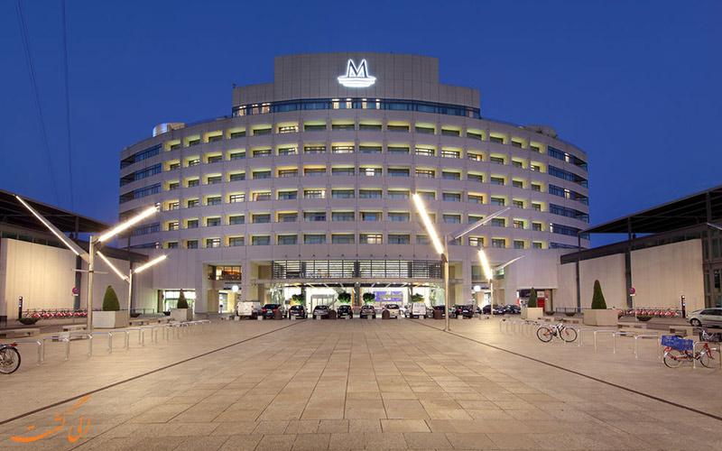 Eurostars Grand Marina Hotel - eligasht.com هتل