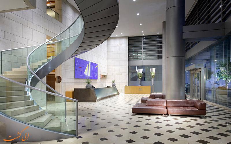 خدمات رفاهی هتل یورو استارز گرند مارینا بارسلونا