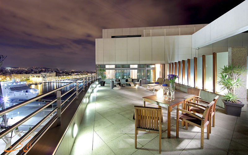 هتل یورو استارز گرند مارینا بارسلونا | Hotel Eurostars Grand Marina