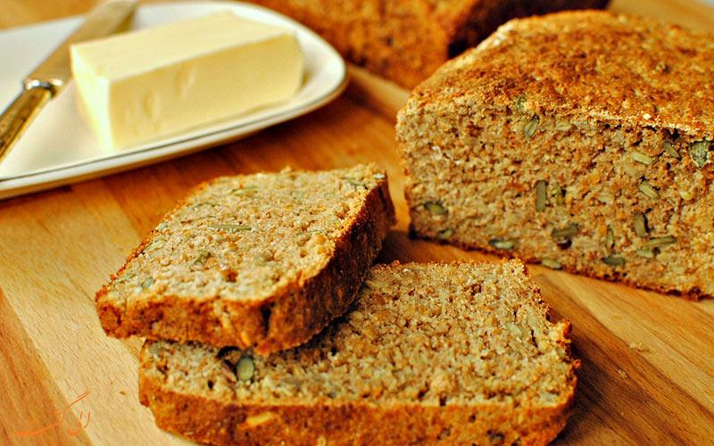 نان پنج غله