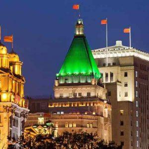 هتل فرمونت پیس شانگهای در چین