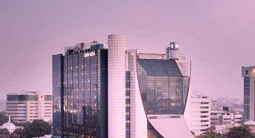 هتل گرن ملیا در جاکارتا