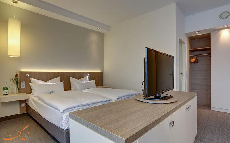انواع اتاق های هتل گانویگ کومرز کلن