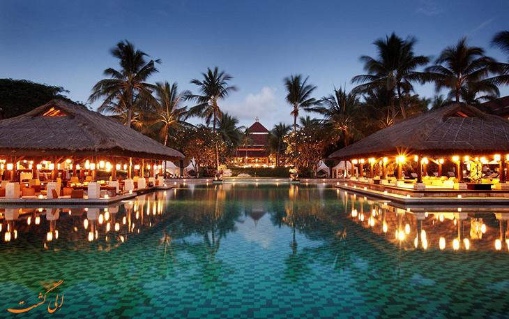 هتل اینترکانتیننتال بالی ریزورت