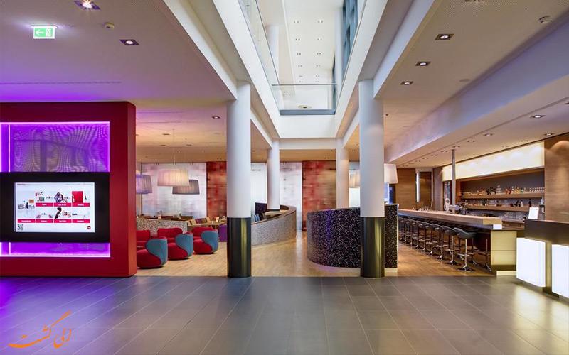 خدمات رفاهی هتل اینترسیتی برلین- لابی