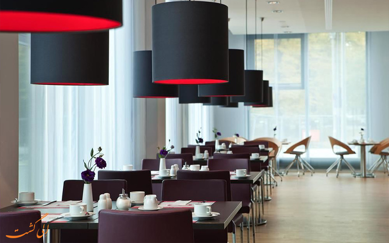 امکانات تفریحی هتل اینترسیتی برلین- رستوران