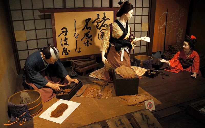 موزه نمک و تنباکو توکیو