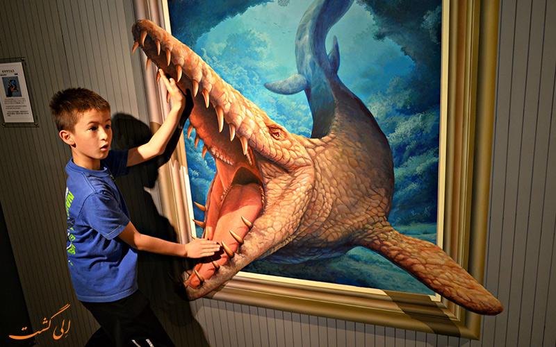 موزه تریک آرت توکیو