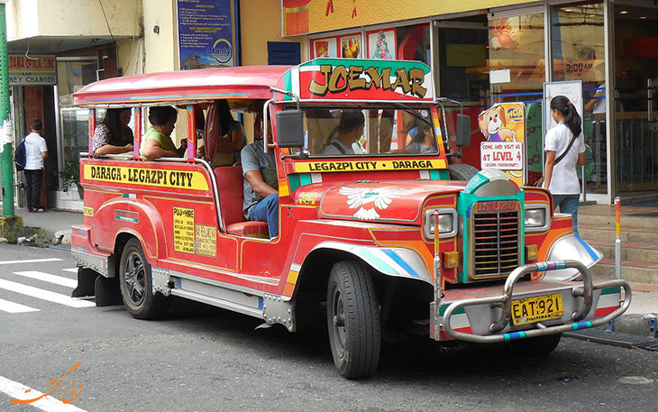 اتومبیل جیپنی فیلیپین