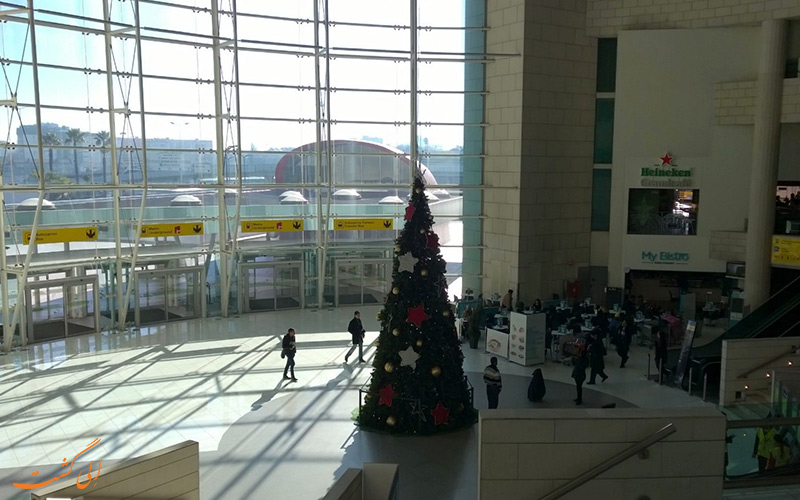 اطلاعات فرودگاه بین المللی لیسبون