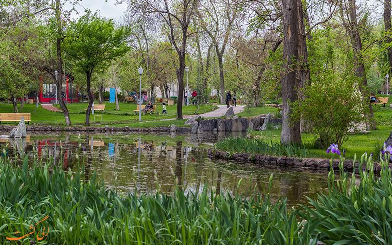 پارک عشاق