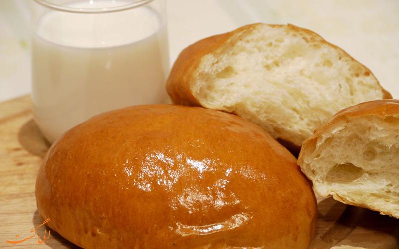 نان میلچ بروتشن