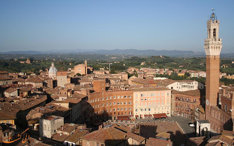برنامه ریزی سفر به ایتالیا - میدان های ایتالیا