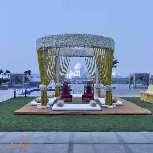 هتل رادیسون بلو آگرا تاج ایست گیت هند