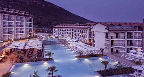 هتل رامادا ریزورت اکبوک