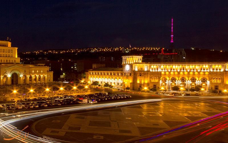 بهترین جاذبه های گردشگری در ارمنستان