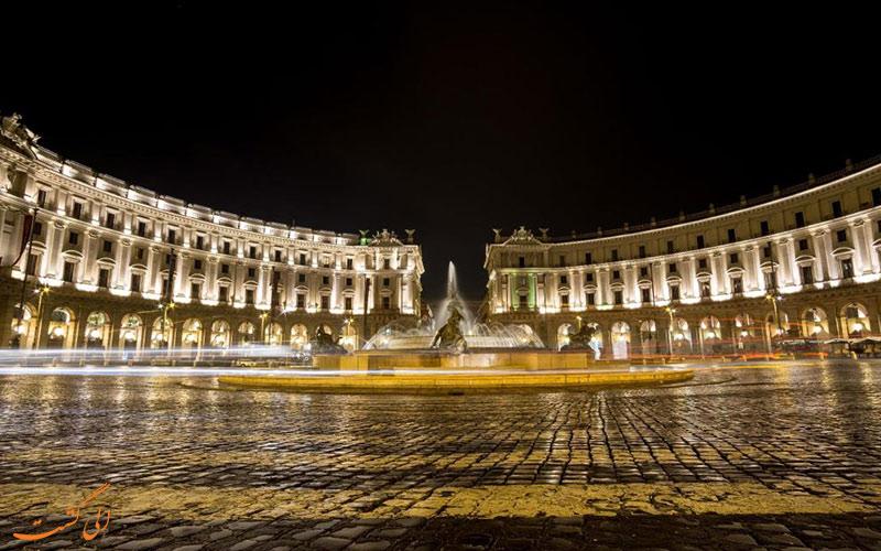 هتل کریس رم-Kriss hotel Rome-جاذبه مطرح رم