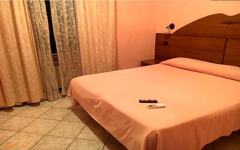 انواع اتاق های هتل تری استل رم