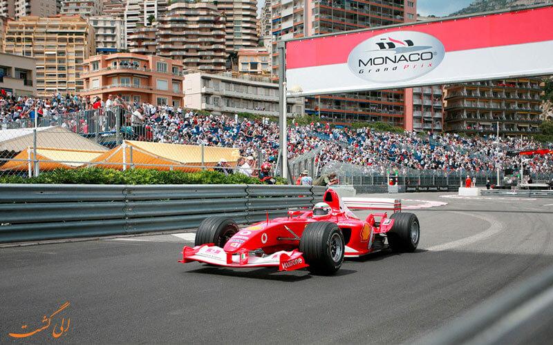 مسابقات جایزه بزرگ فرمول یک موناکو