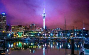 حمل و نقل فرودگاه اوکلند نیوزلند