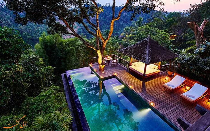هزینه اقامت در بالی