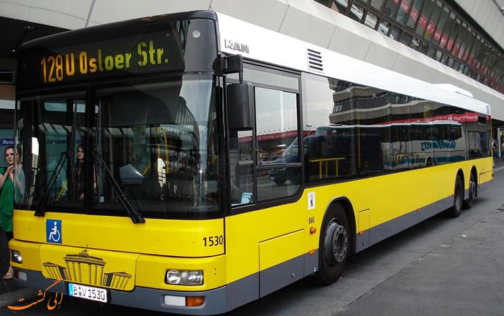 اتوبوس فرودگاه برلین