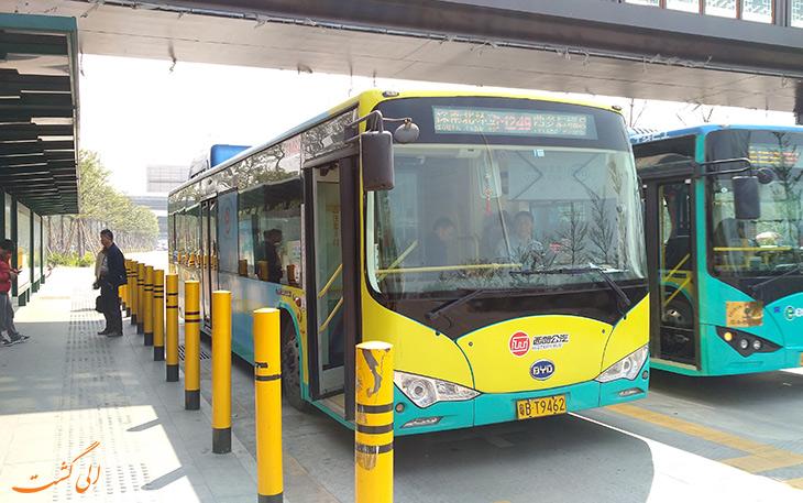 اتوبوس فرودگاه شنزن
