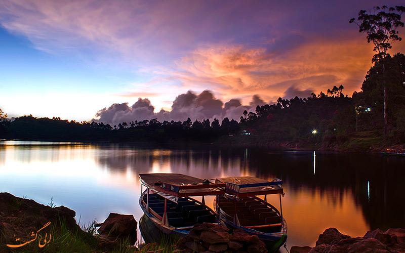 دریاچه عشق