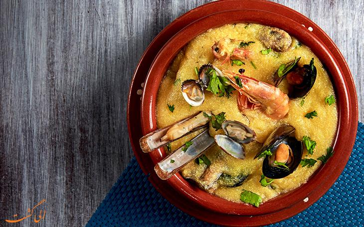 هزینه خورد و خوراک در پرتغال