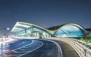 امکانات فرودگاه دوحه قطر