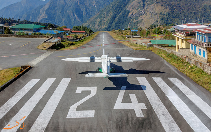 فرودگاه لوکلا در نپال