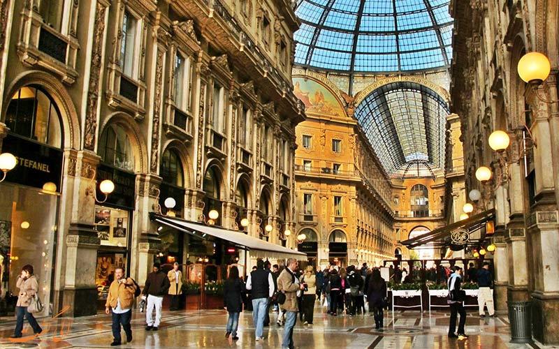 برنامه ریزی سفر به ایتالیا - میلان
