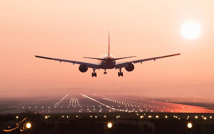 مفهوم زمان در پرواز