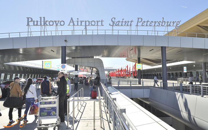 حمل و نقل فرودگاه سنت پترزبورگ
