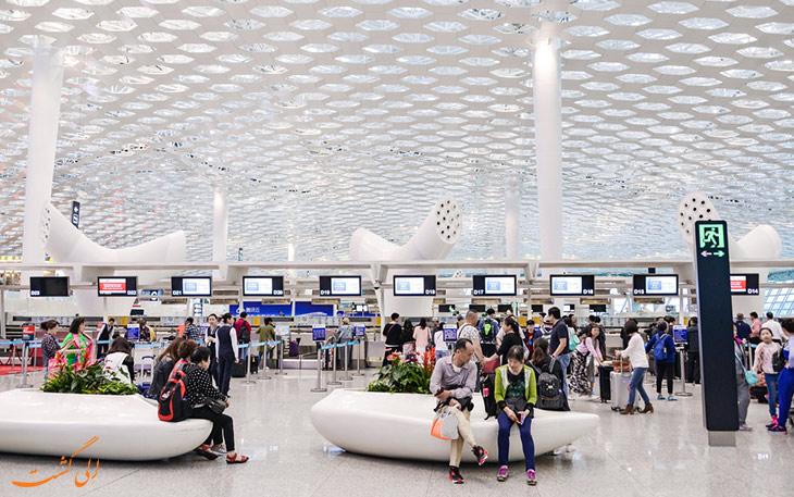 حمل و نقل فرودگاه شنزن چین-شرایط زندگی در چین