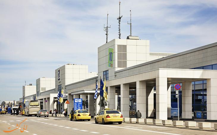 تاکسی فرودگاه آتن