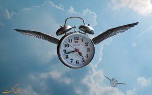 مفهوم نسبیت انیشتین در پرواز
