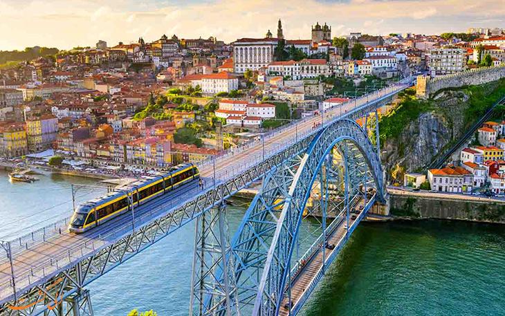حمل و نقل در پرتغال