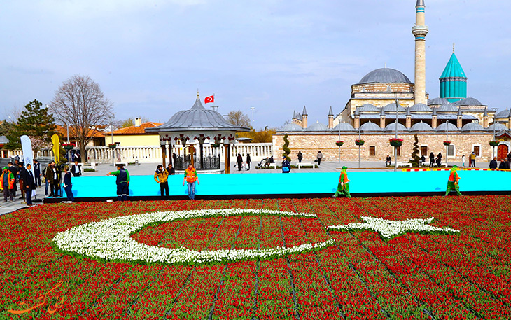 جشنواره گل لاله استانبول