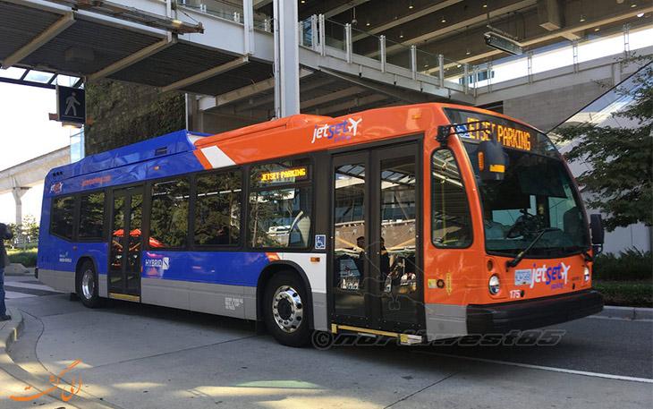 اتوبوس فرودگاه ونکوور