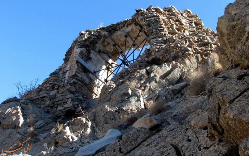 بنای اصلی آتشکده