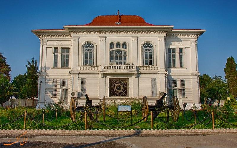 موزه نظامی بندر انزلی