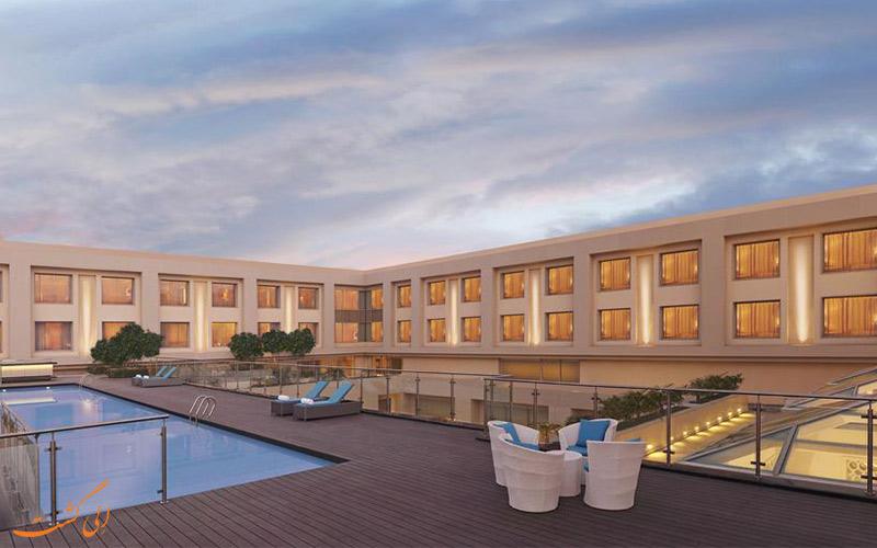 هتل 4 ستاره از جاذبه های آگرا