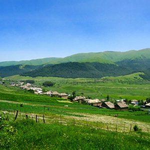 پارک ملی دیلیجان در ارمنستان