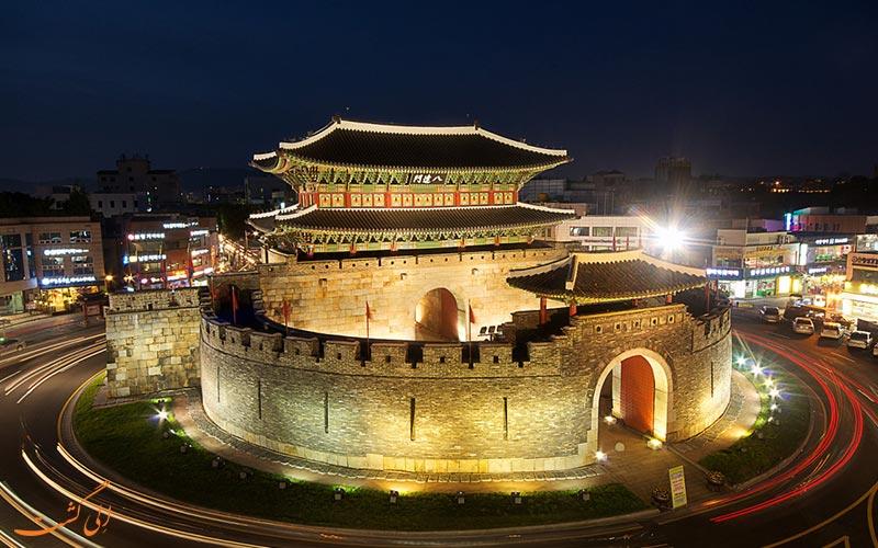 قلعه هواسونگ کره جنوبی