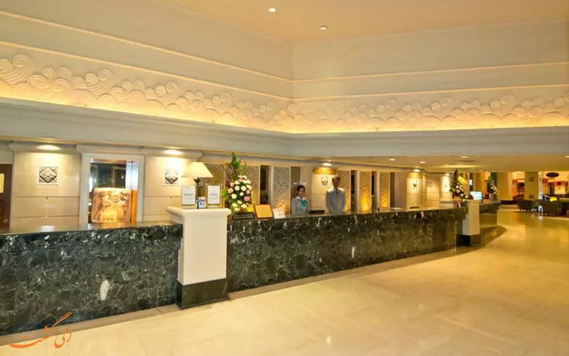 هتل رویال بیچ کلیف تراس پاتایا | لابی