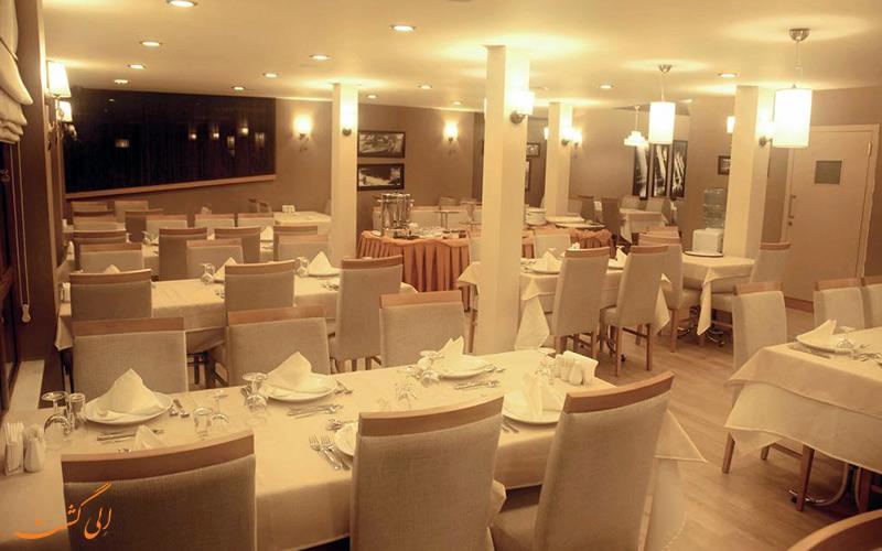 هتل ابرو نکاتیبی آنکارا   رستوران